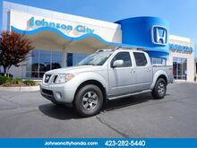 2011_Nissan_Frontier_PRO_ Johnson City TN