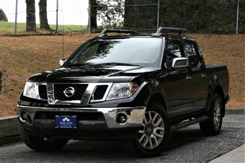 2011 Nissan Frontier SL Crew Cab 4WD Sykesville MD