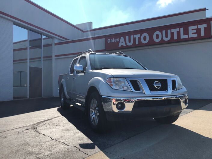 2011 Nissan Frontier SL Richmond KY