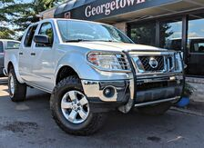 2011_Nissan_Frontier_SV_ Georgetown KY