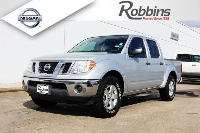 2011 Nissan Frontier SV Houston TX