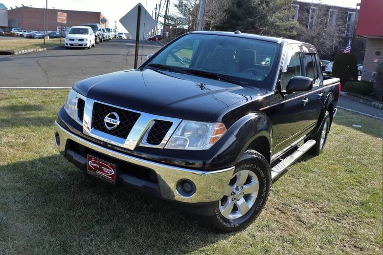 2011 Nissan Frontier SV Premium Utility Package Running Boards Bed Liner Springfield NJ