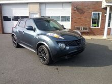 2011_Nissan_JUKE_SL_ East Windsor CT