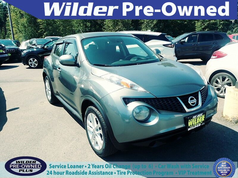2011 Nissan Juke 4d SUV FWD S Port Angeles WA