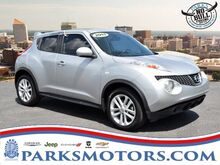 2011_Nissan_Juke_SV_ Wichita KS