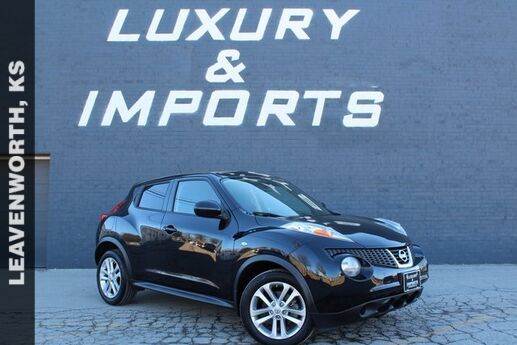 2011 Nissan Juke SV Leavenworth KS