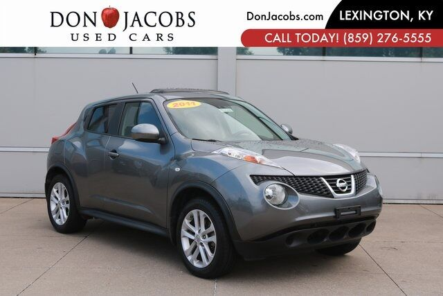 2011 Nissan Juke SV Lexington KY