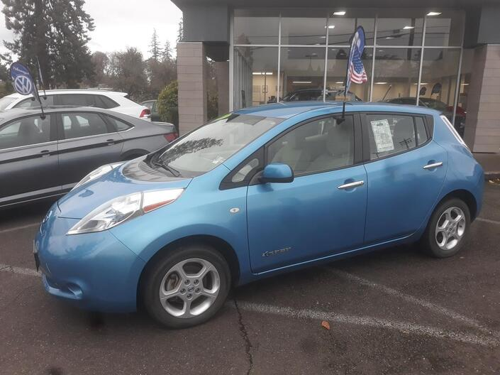 2011 Nissan LEAF  McMinnville OR