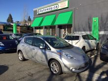 2011_Nissan_LEAF_SV | Quick Charge and NAV_ Coquitlam BC