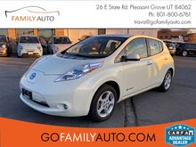 2011_Nissan_LEAF_SV_ Pleasant Grove UT
