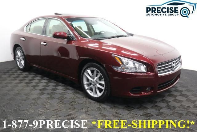 2011 Nissan Maxima S Chantilly VA