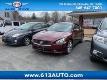 2011_Nissan_Maxima_SV_ Ulster County NY