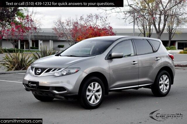 2011 Nissan Murano S, Low Miles, 1 Owner, 0 Accidents!! Fremont CA