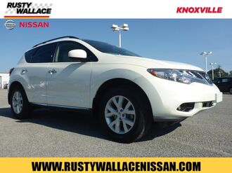 2011_Nissan_Murano_SL_ Knoxville TN