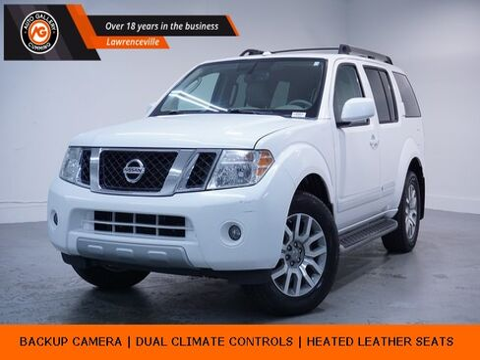 2011_Nissan_Pathfinder_LE_ Gainesville GA