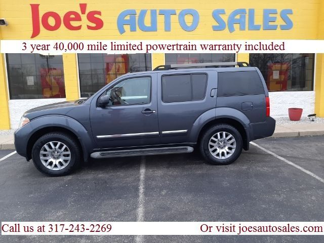 2011 Nissan Pathfinder LE 4WD Indianapolis IN