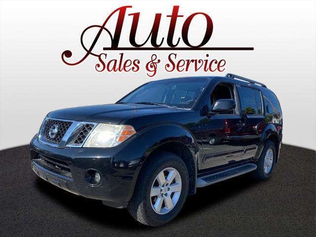2011 Nissan Pathfinder S Indianapolis IN