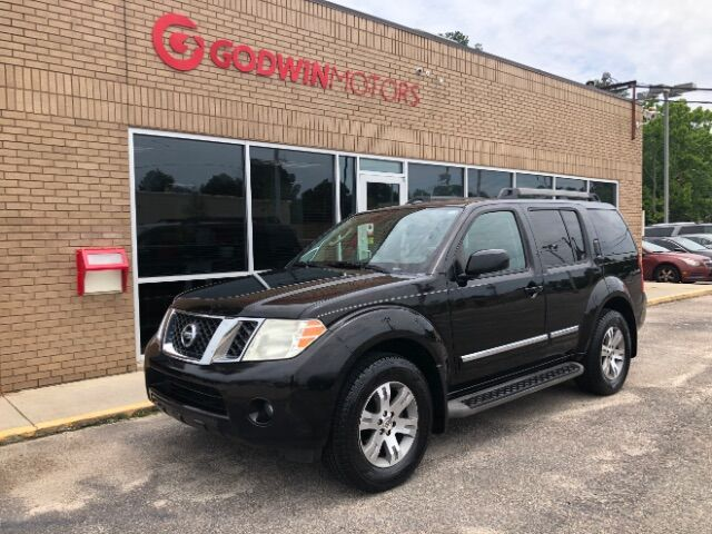 2011 Nissan Pathfinder Silver Edition 2WD Columbia SC