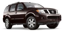 2011_Nissan_Pathfinder_Silver_ Mason City IA