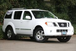 2011_Nissan_Pathfinder_Silver_ Salem OR