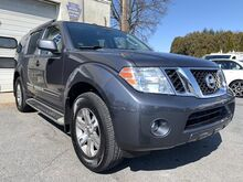2011_Nissan_Pathfinder_Silver_ Whitehall PA