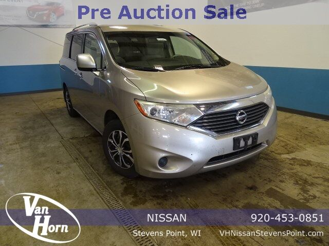 2011 Nissan Quest 3.5 S Milwaukee WI