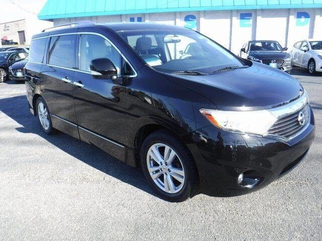 2011 Nissan Quest S Manchester MD