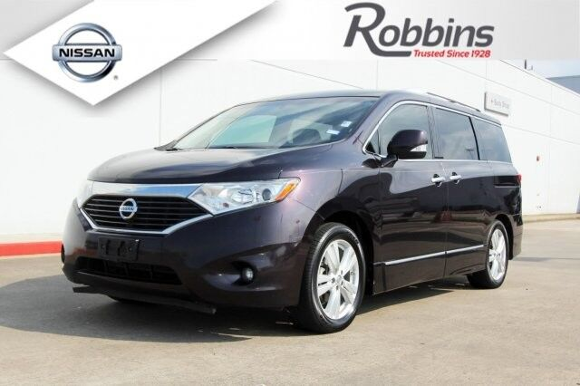 2011 Nissan Quest SL Houston TX