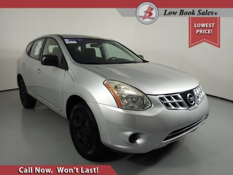 2011 Nissan ROGUE S Salt Lake City UT