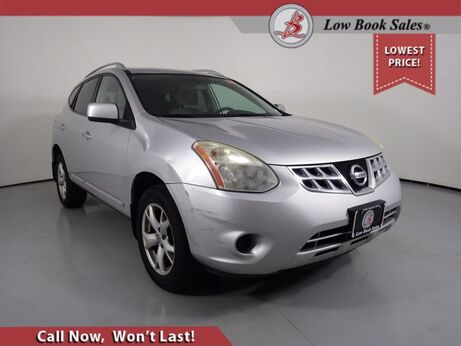 2011_Nissan_ROGUE_SV_ Salt Lake City UT