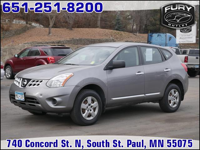 2011 Nissan Rogue AWD 4dr S St. Paul MN