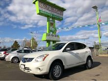 2011_Nissan_Rogue_S AWD_ Eugene OR