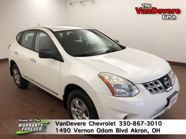 2011 Nissan Rogue S Akron OH