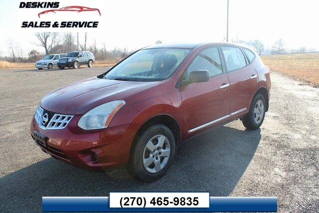2011 Nissan Rogue S Campbellsville KY
