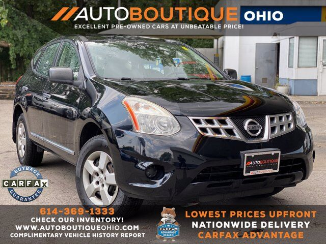 2011 Nissan Rogue S Columbus OH
