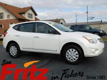 2011_Nissan_Rogue_S_ Fishers IN