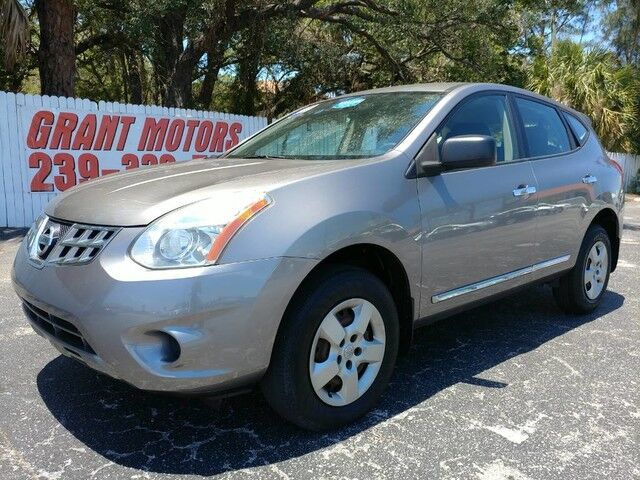 2011_Nissan_Rogue_S_ Fort Myers FL