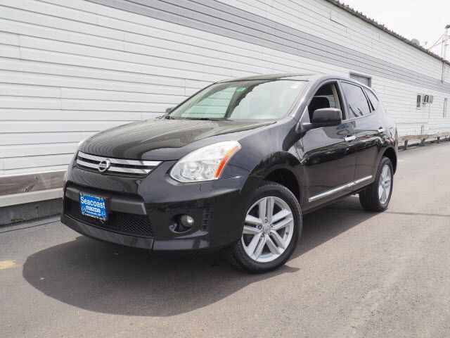 2011 Nissan Rogue S Krom Portsmouth NH