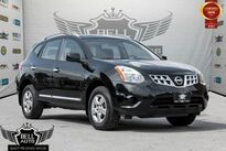 Nissan Rogue S ROOF RAILS ALL WHEEL DRIVE ALLOY WHEELS 2011