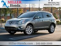 Nissan Rogue S 2011