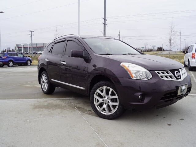 2011 Nissan Rogue SL AWD Kansas City KS