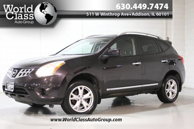 2011 Nissan Rogue SV - AWD BACKUP CAMERA NAVIGATION KEYLESS ENTRY ALLOY WHEELS POWER SEATS Chicago IL