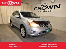 2011_Nissan_Rogue_SV/AWD/HEATED SEATS/SUNROOF/REMOTE START_ Winnipeg MB