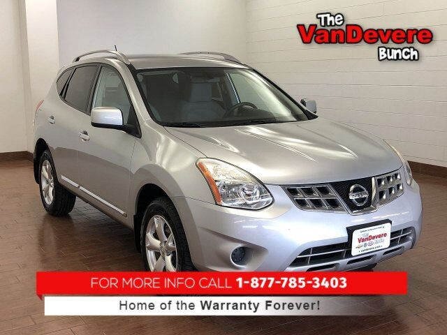 2011 Nissan Rogue SV Akron OH