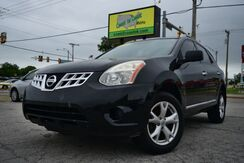 2011_Nissan_Rogue_SV FWD_ Houston TX