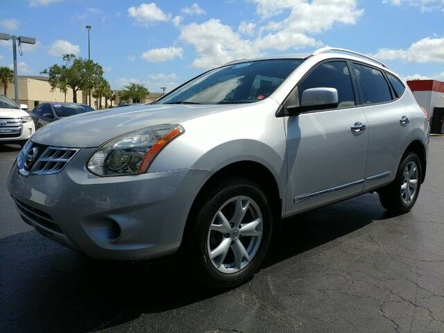 2011 Nissan Rogue SV Fort Myers FL