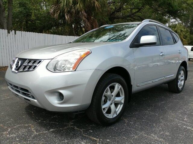 2011_Nissan_Rogue_SV_ Fort Myers FL