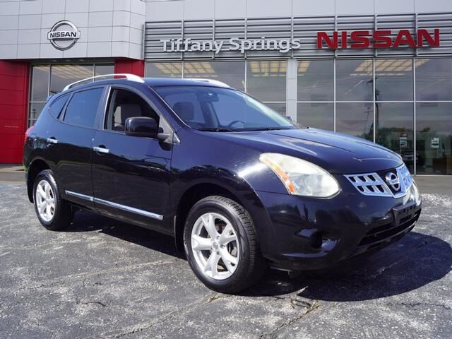 2011 Nissan Rogue SV Kansas City MO