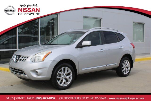 2011 Nissan Rogue SV Picayune MS