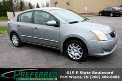 2011_Nissan_Sentra_2.0 S_ Fort Wayne Auburn and Kendallville IN